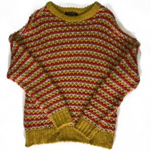 Knitted Romeo & Juliet Couture Sweater (M)